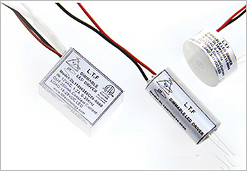 LTF DL Series Low Voltage Input Dimmable LED Drivers