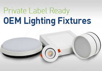 LTF Private Label Ready OEM LED Lighting Fixtures