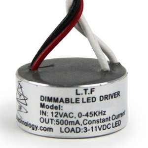 DL16W 12V DL26W 24V Low Voltage Dimmable LED Driver