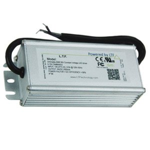 DS60WL19 Aluminum 60W Universal Input 100V-277V Constant Current Constant Voltage Dimmable LED Driver
