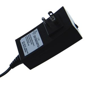 TA30W24PL1 120V Input 30W 24V Wall Plug In Electronic Transformer
