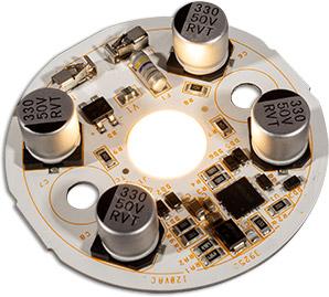 QLUXDOBAR5716W1LED-T24 DOBi 16W 120V Title 24 Compliant Dimmable AC Line Voltage LED Board