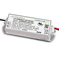 DA6W-3001 DE6W-3001 DU6W-3001 Triac ELV Dimmable LED Driver Power Supply
