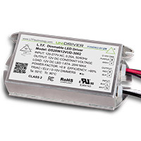 DS20WSM2UD 3002 20W UniDriver Series Constant Current Constant Voltage LED Driver
