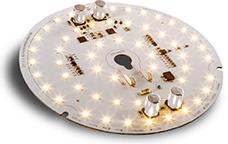 QLUXDOBAR16015W56LED DOBi 15W 120V Dimmable AC Line Voltage LED Board