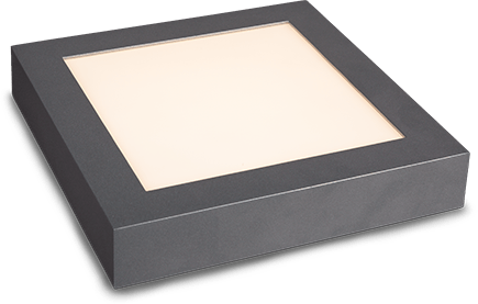 LTF-SA12209030S 220mm 22W 1650lm square surface mount oem high cri LED panel light fixture