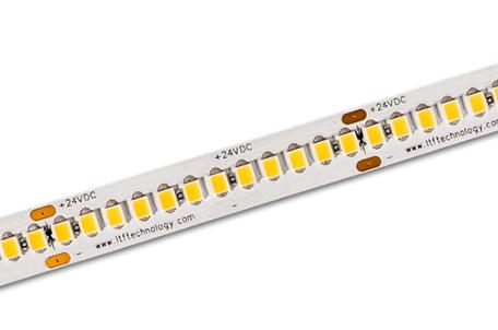 QLUXF50001200LED93018WDM QFLEX High Density Dim to Warm Flexible LED Tape 3000K 1800K High CRI R9
