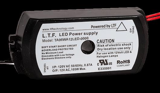 TA96WA12LED-0000-LTF-96W-12V-AC-No-Minimum-Load-Electronic-Transformer