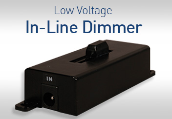 Low Voltage In Line Dimmer Module