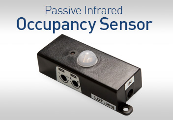 LTF Passive Infrared Occupancy Sensor With Timer for Lighting Control Energy Saving