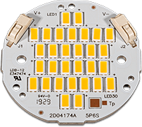 QLUXR509W30LED9 QLUX DC LED Boards 9W 18V