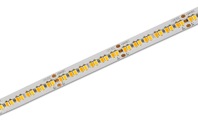 QLUXF50001200LED93018WDM QFLEX High Density Dim to Warm Flexible LED Tape 3000K 1800K High CRI R9