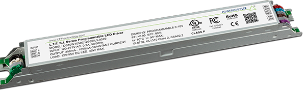 DS30W1050C1255SIL3-0020 Programmable LED Driver