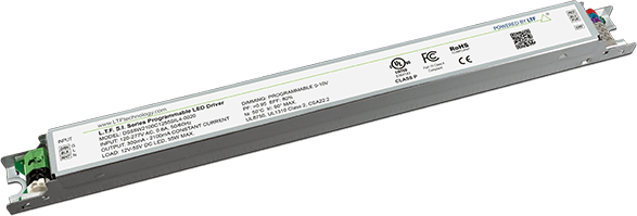 DS50W1400C1255SIL4-0020 Programmable LED Driver