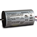 DS8WUD 8W UniDriver Universal Input 120-277V AC True Tri Mode Dimmable ELV Triac 0-10V LED Driver