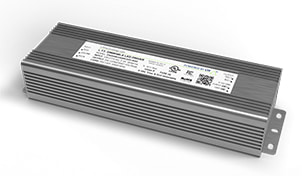 DS200WBR3UD-4002 200W UniDriver Universal Input 120-277V AC True Tri Mode Dimmable ELV Triac 0-10V LED Driver Power Supply
