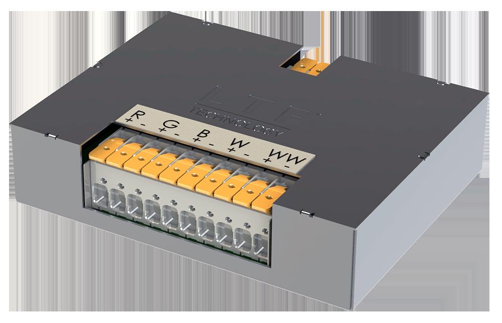 5-channel wireless mesh module